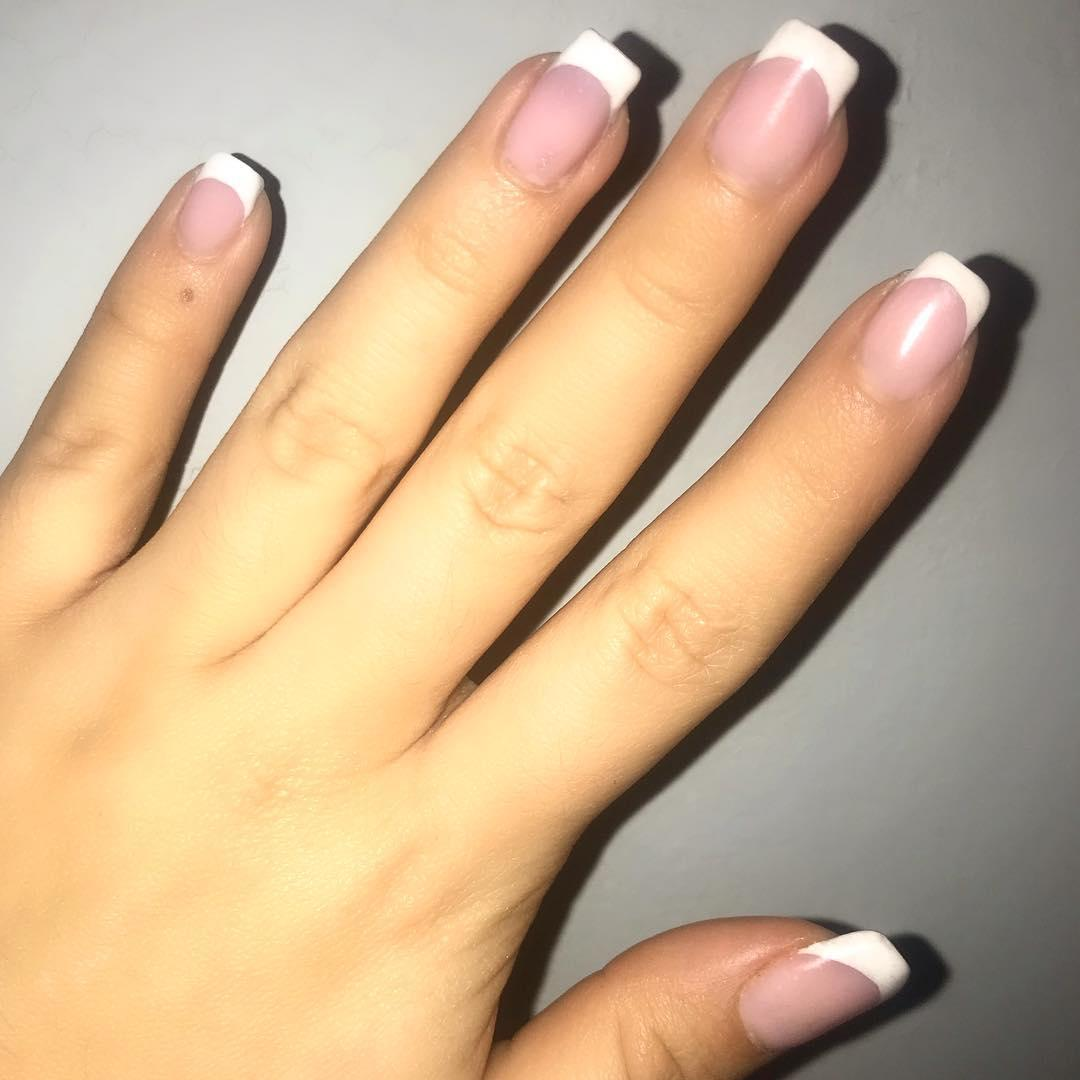 special french manicure nail designs 16 - 14 Special French Manicure Nail Designs