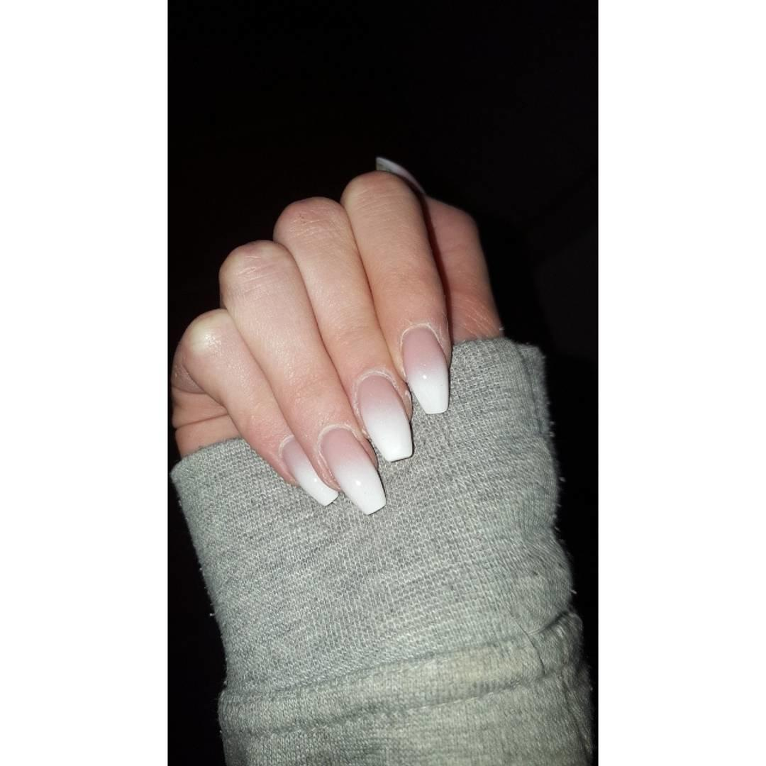 special french manicure nail designs - 14 Special French Manicure Nail Designs