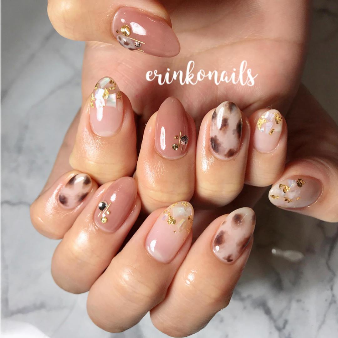 spring nail 1 - 23 Cute Spring Nail Designs 2019