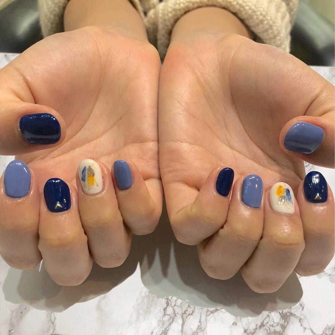 spring nail 10 - 23 Cute Spring Nail Designs 2019
