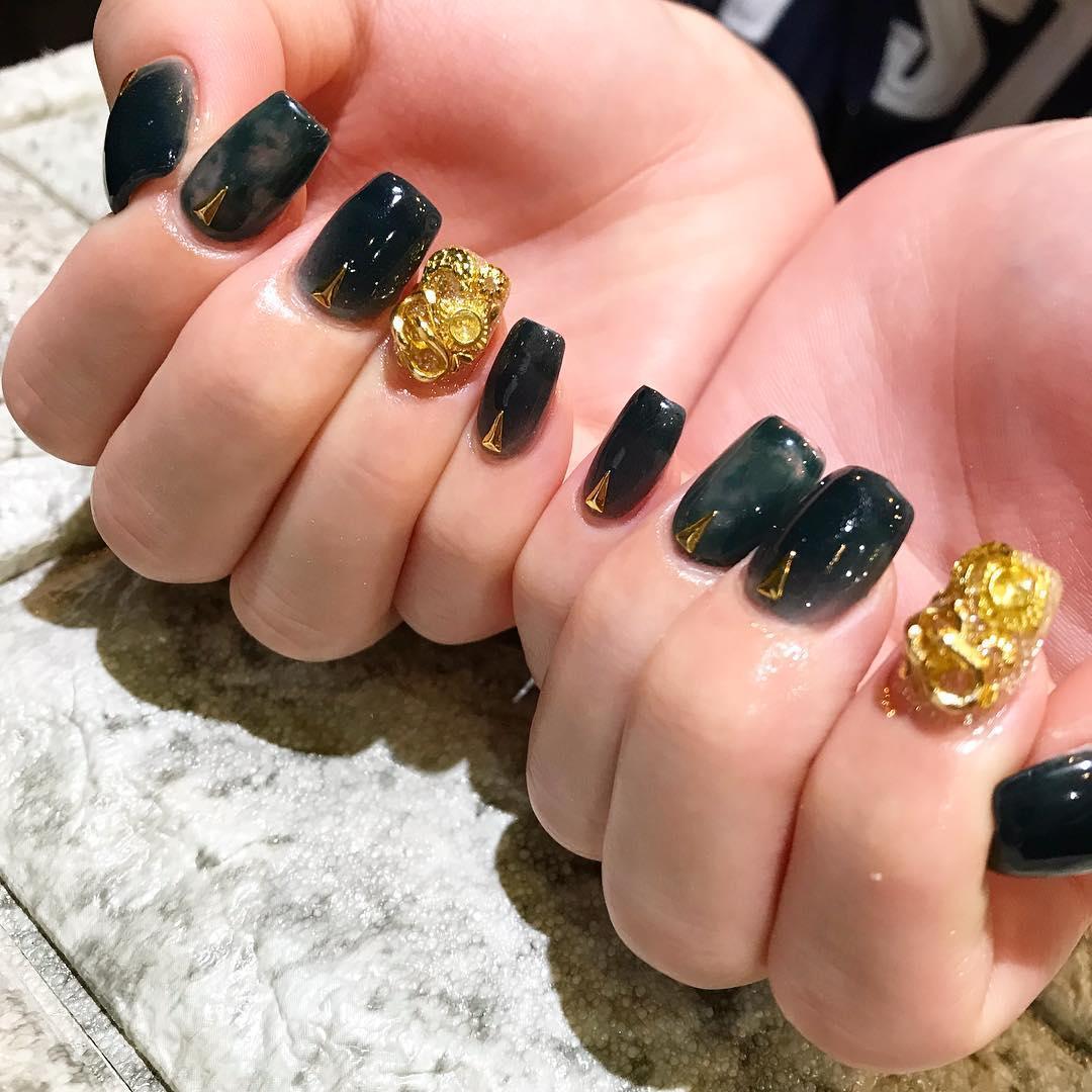 spring nail 6 - 23 Cute Spring Nail Designs 2019