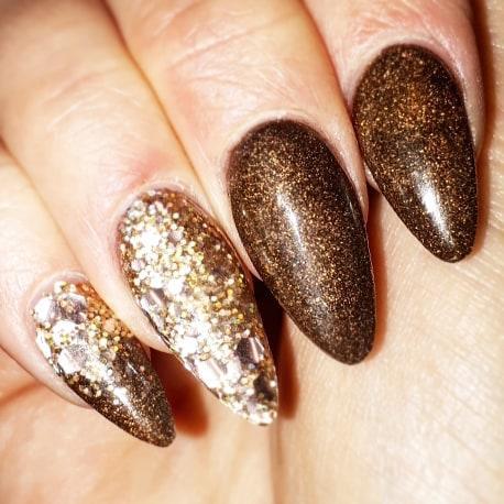 stylish acrylic nail design ideas 2019 10 - Stylish Acrylic Nail Design Ideas 2019