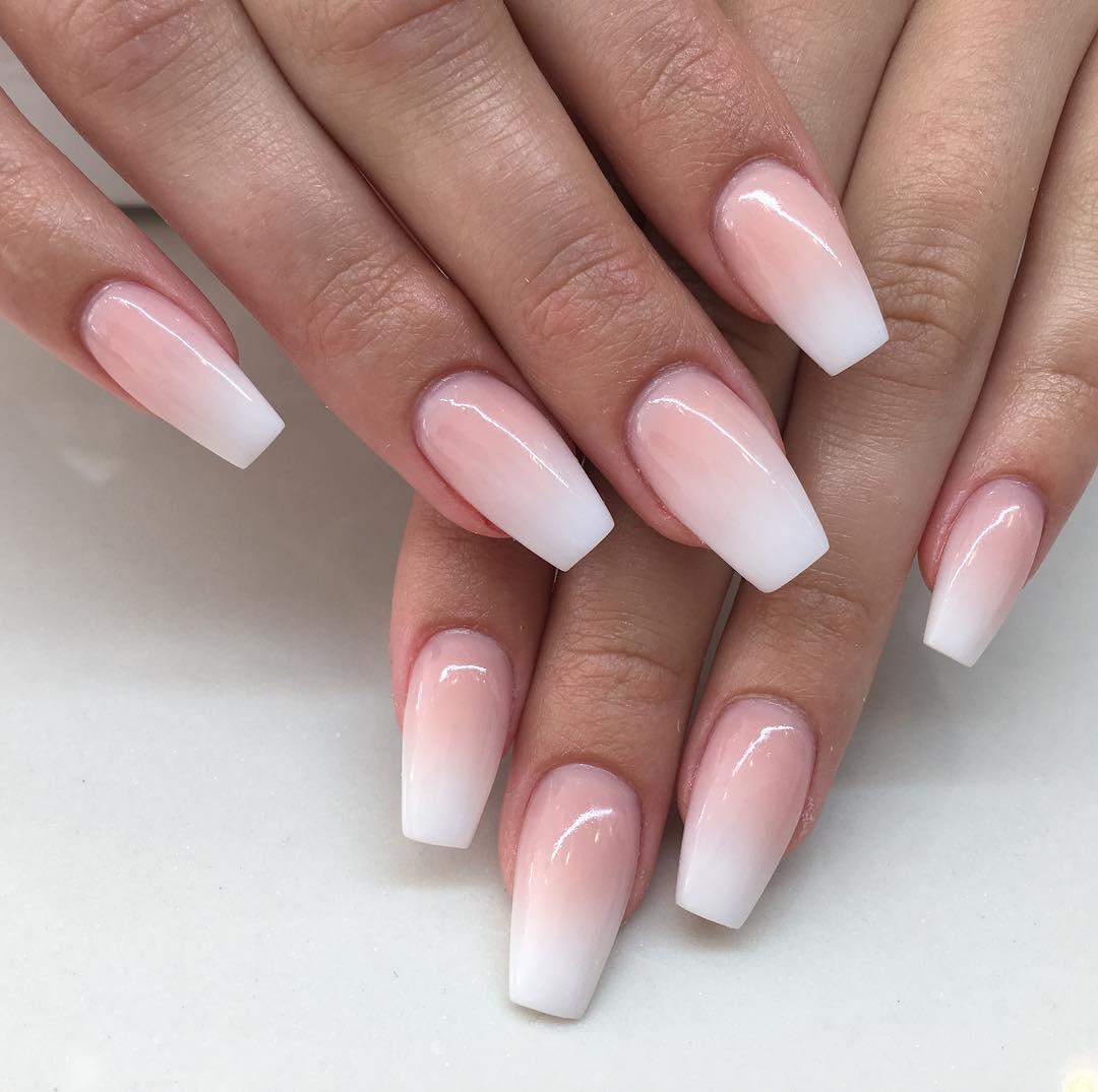 stylish acrylic nail design ideas 2019 14 - Stylish Acrylic Nail Design Ideas 2019