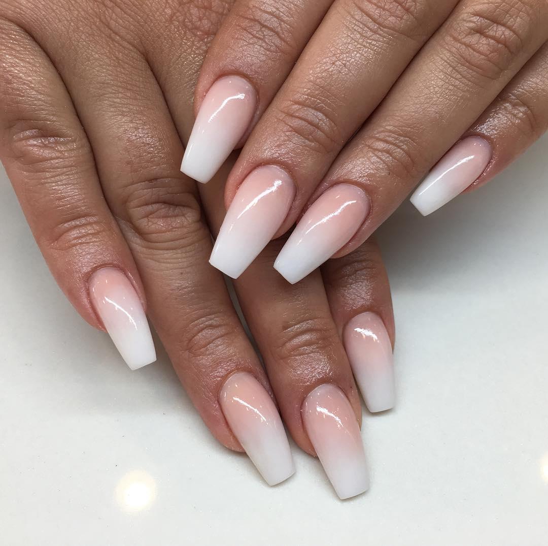 stylish acrylic nail design ideas 2019 15 - Stylish Acrylic Nail Design Ideas 2019