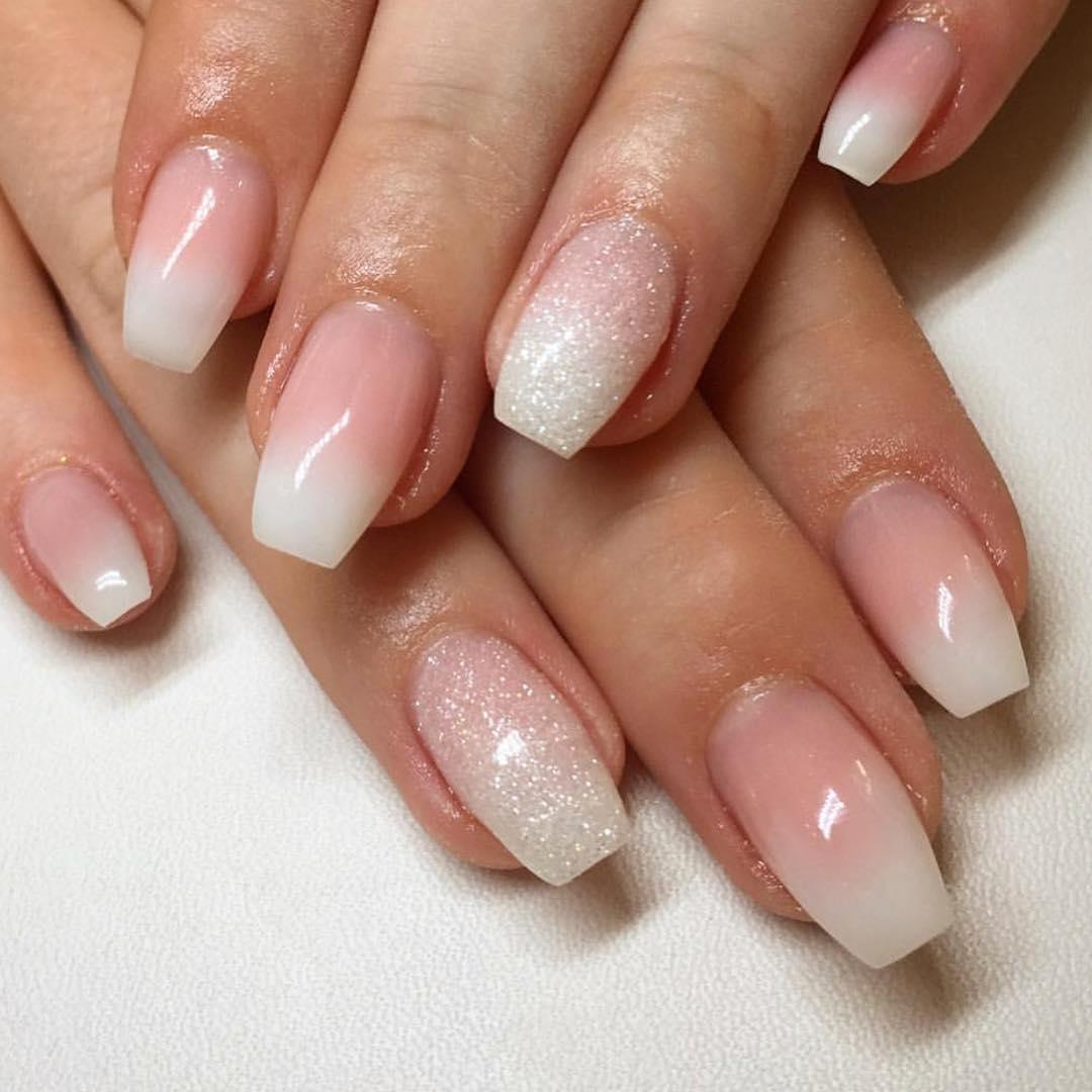 stylish acrylic nail design ideas 2019 17 - Stylish Acrylic Nail Design Ideas 2019