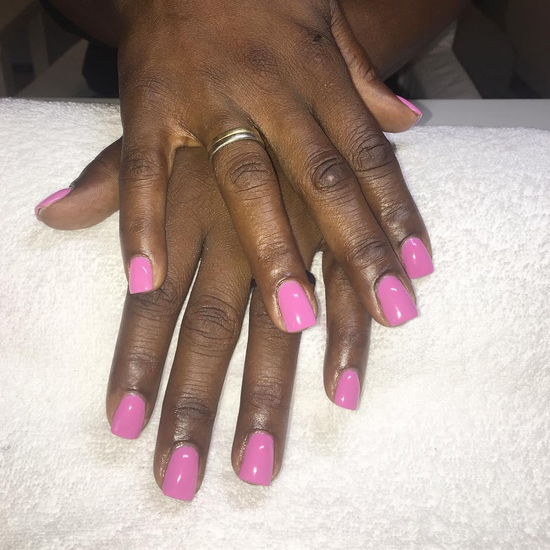 stylish acrylic nail design ideas 2019 18 - Stylish Acrylic Nail Design Ideas 2019