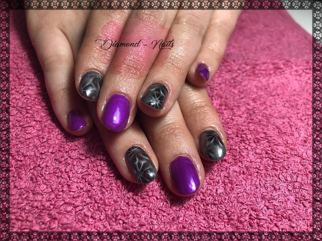 stylish acrylic nail design ideas 2019 3 - Stylish Acrylic Nail Design Ideas 2019