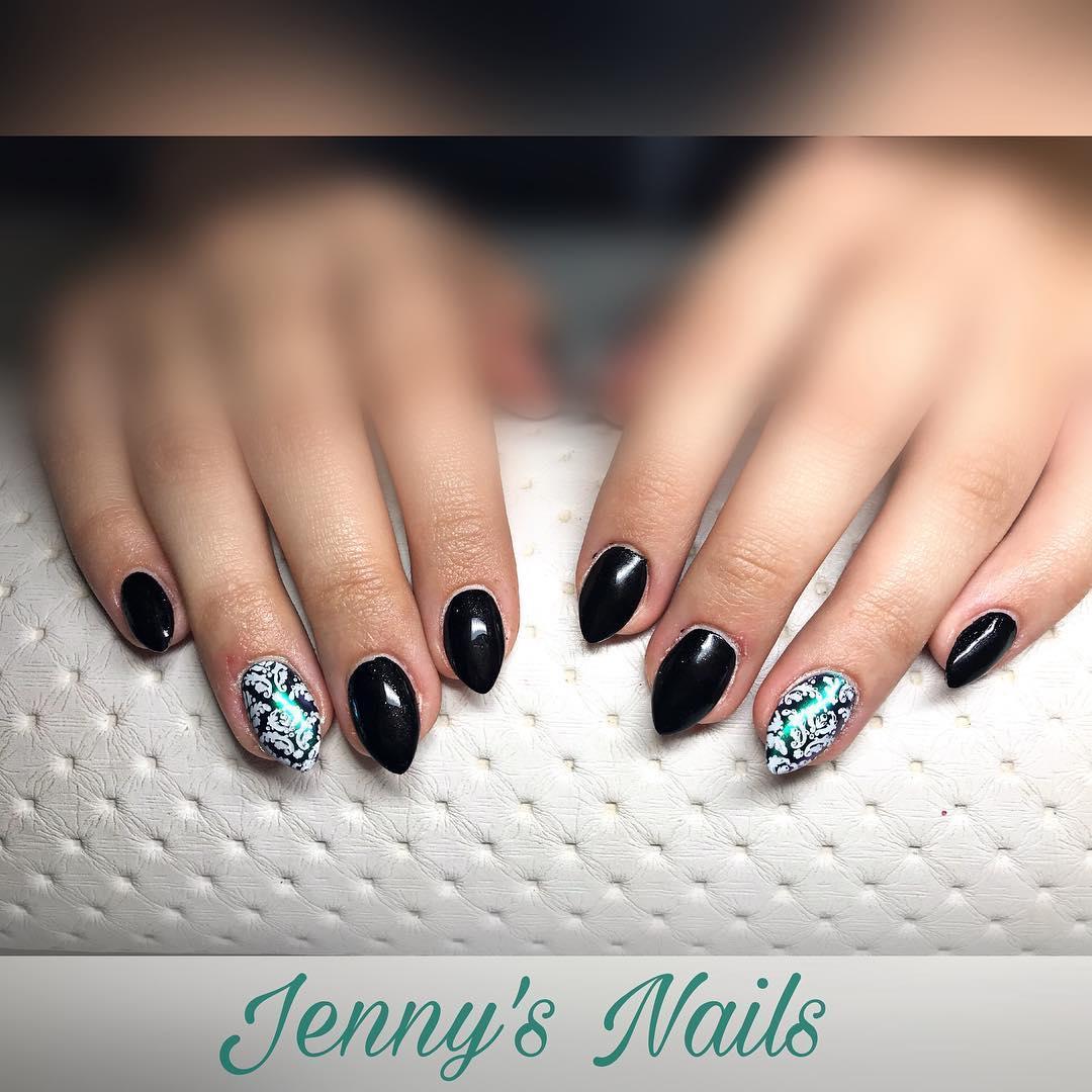 stylish acrylic nail design ideas 2019 - Stylish Acrylic Nail Design Ideas 2019