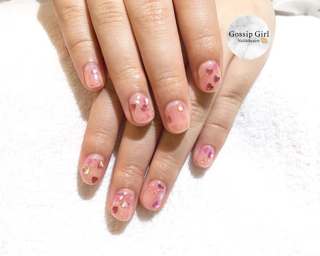 wedding nail designs 17 - 22 Stunning Wedding Nail Designs 2019