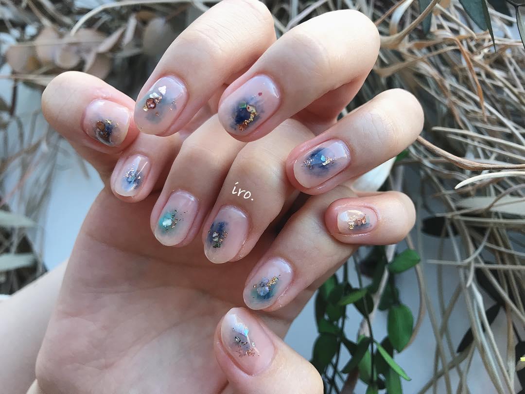 wedding nail designs 20 - 22 Stunning Wedding Nail Designs 2019